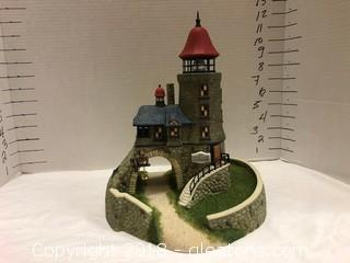 NUMBERED Department 56 MYSTIC BAY LIGHTHOUSE Season's Bay LIMITED EDITION