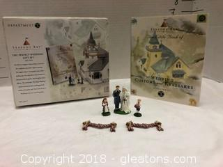The Perfect Wedding Gift Set Department 56