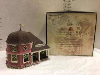 FIRST EDITION The Grand Creamery Department 56 Season's Bay
