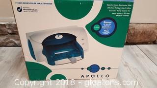 Apollo p - 2200 Series Color Inkjet Printer Still In Box