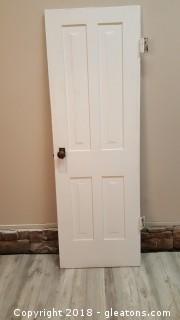 Antique Door Solid Wood