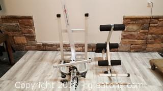 Bowflex Strength + Fitness