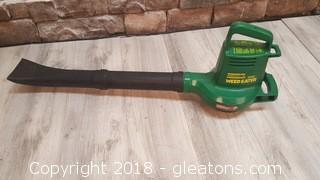 """""""Weed Eater"""" 2560 Electric Blower"""