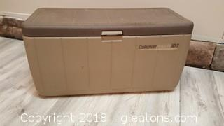Large Coleman Polylite 100