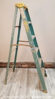 Werner 6 ft. Aluminum Ladder