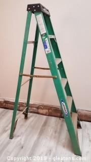 Werner 6 ft Aluminium Ladder