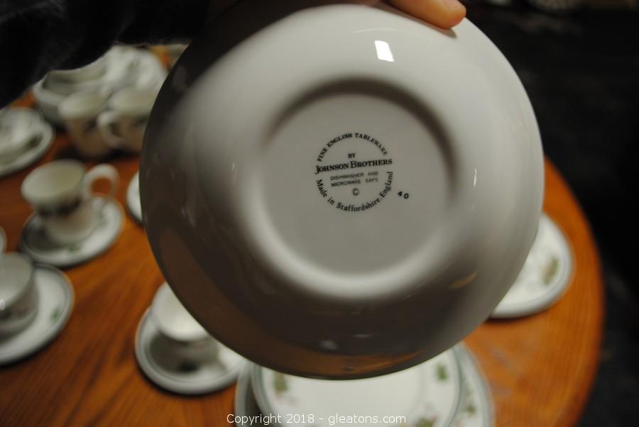 Gleaton's, The Marketplace - Auction: Amazing China and Decor Sale