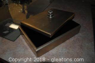 Maitland Smith Gilded Box
