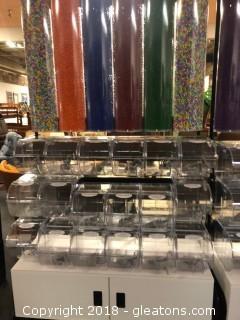 Trade Fixtures Bulk Candy Display Dispensor (B)