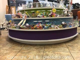 Custom Bulk Candy Display (A)