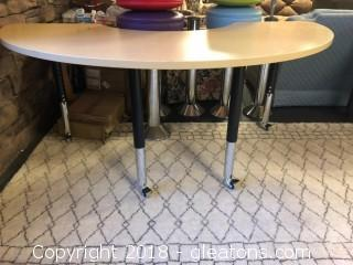 Children 1/2 Moon Rolling Table (A)