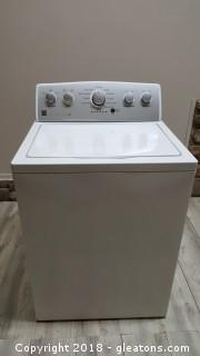 Kenmore Washer Series 500 Auto Load Sensing High Efficiency Slightly Used