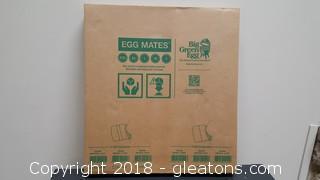 Composite Shelves Egg Mate For Medium Big Green Egg (1)