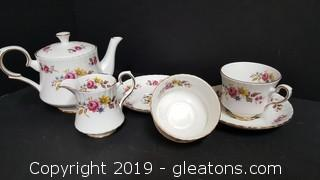"Patricia ""Royal Stafford"" Bone China Made In England/Vintage"