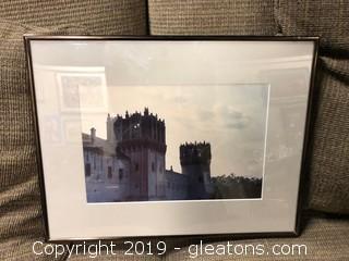 Framed Printed Image