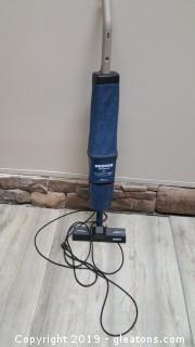 Vintage Upright Hoover QUIK- Vacuum Broom