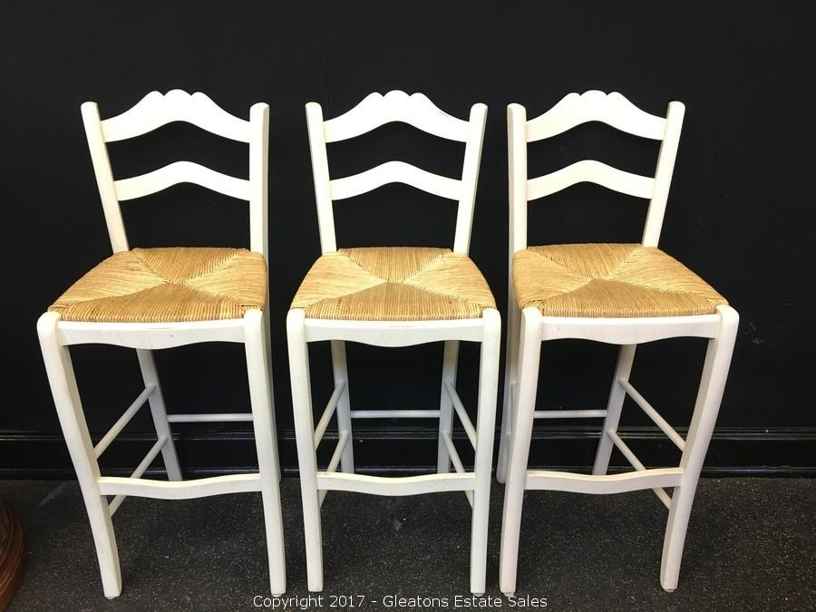 Ballard Designs Stools gleaton's, the marketplace - auction: antique furniture & fine
