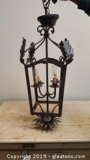 Vintage Outdoor/Lantern Indoor
