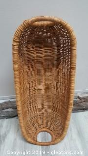 Very Large 3ft Wide Boat Basket/Planter