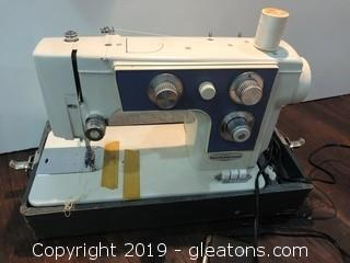 Vintage Necchi-National High End Sewing Machine