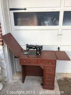 German Made Pfaff Industrial Sewing Machine