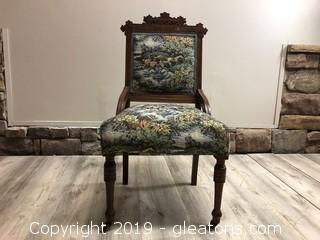 Beautiful Victorian Accent Chair