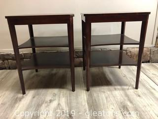Mersman Accent Table Pair