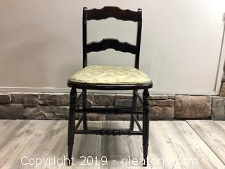 Antique Accent Chair