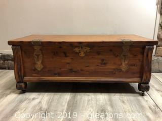 Cedar Chest By Forest Park Line