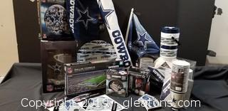 Dallas Cowboys Tailgate Set