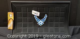 Brand New Air Force Doormat
