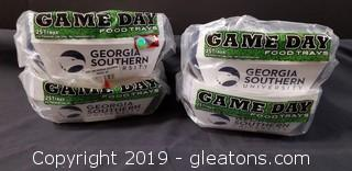 Game Day Food Trays
