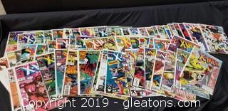 VIntage Comic Books 61 X-Men (B)