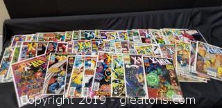 Vintage Comic Books 61 X-Men (C)