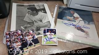 Signed Autographed Photos And Baseball Cards Memorabilia Louisville Times Pete Rose Photo (young)