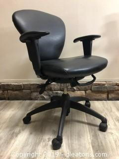 Chrome Craft Office Chair