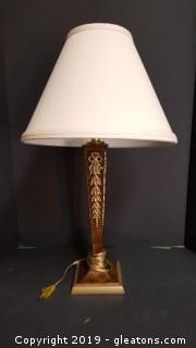Metal Vintage Table Lamp