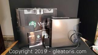 "New In Box ""Verismo"" Star Bucks K-Fee System Single Cup Coffee/Espresso Maker"