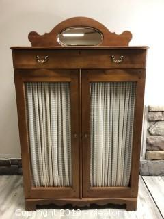 Beautiful High End Cupboard Possibly Lexington