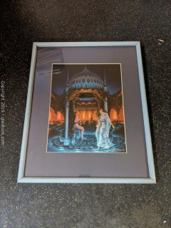 Pat Morrissey Signed/Limited Edition Frame/Mat/Print