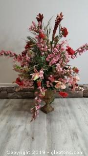 "46"" High Large Floral Arrangement/High End Decor"