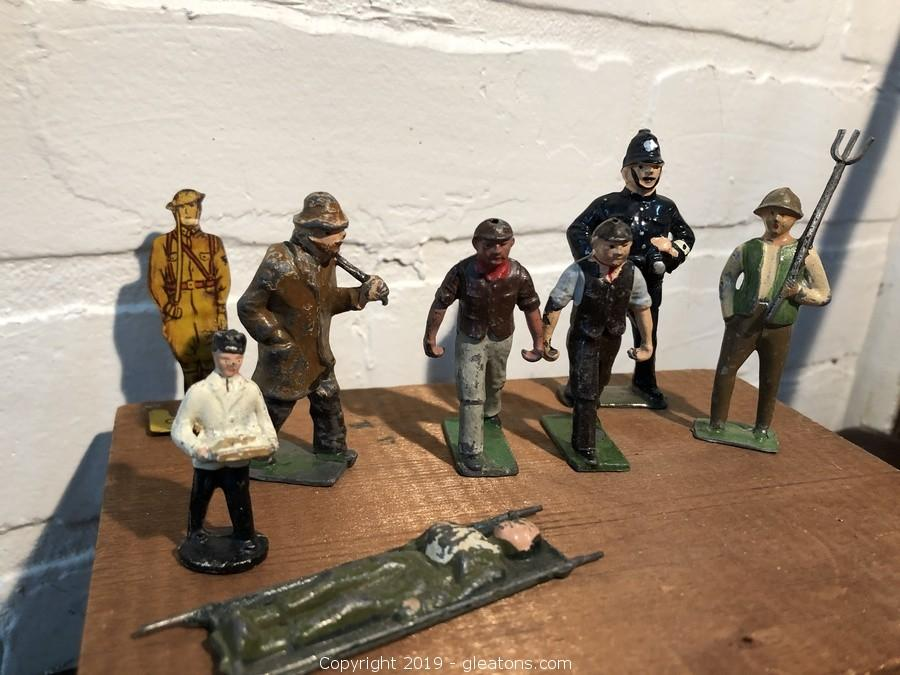 Toy Soldiers, Stauary, Jewelry and More