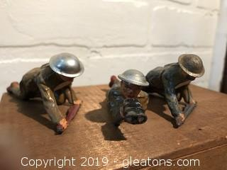 Manoil Barclay Toy Lead Soldiers
