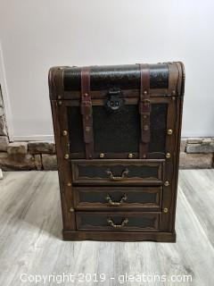 Decorative Storage Trunk