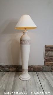 "Vintage Mid Century Modern Floor Lamp ""Works"""
