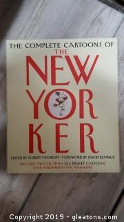 The Complete Cartoons Of The New Yorker W/2 CD's
