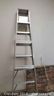 "Aluminium Ladder Medium Duty Commercial ""keller"" Ladder"