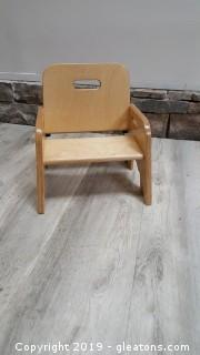 Nursery Furniture Chair Commercial Grade (F)