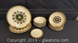 Montego Stoneware Dishes
