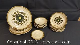 Montego Stoneware Dishes